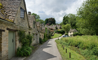 O universo rural de Cotswolds