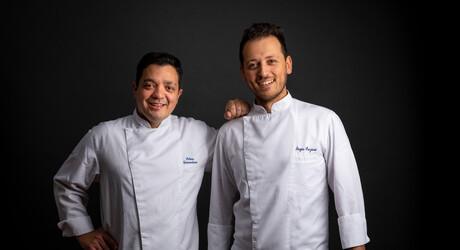 Silvio Giavedoni and Sergio Preziosa