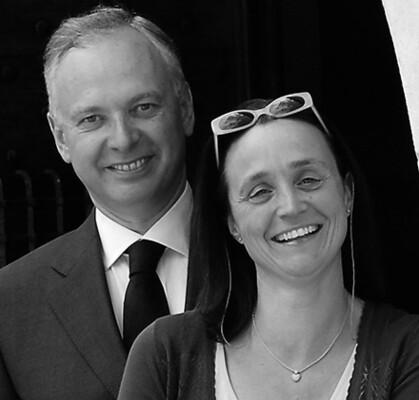 Philippe et Stéphanie Gombert