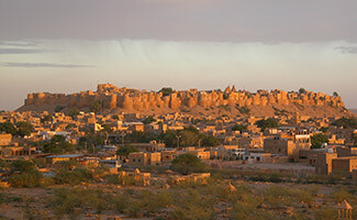 Visit to Jaisalmer - with a local historian
