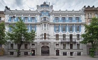 Riga's Art Nouveau