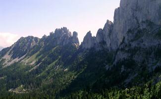 Douce promenade alpine depuis le col du Jaun