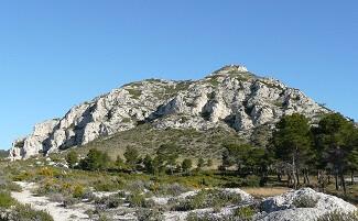 Parc Naturel Régional des Alpilles au gré de ses panoramas