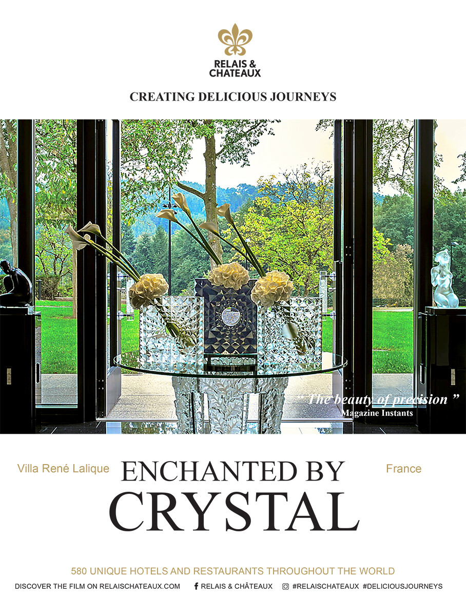 Enchanted by Crystal