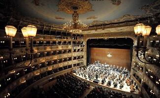 La Traviata im Theater La Fenice, Venedig