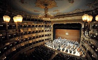 La Traviata à la Fenice, Venise