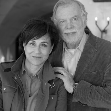 Jean-André e Geneviève Charial
