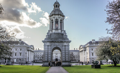 Le Trinity College, la plus ancienne université d'Irlande