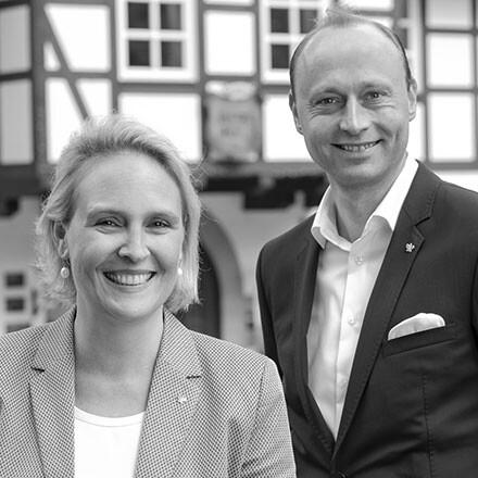 Isabelle Rosentreter & Jörg Wedegärtner