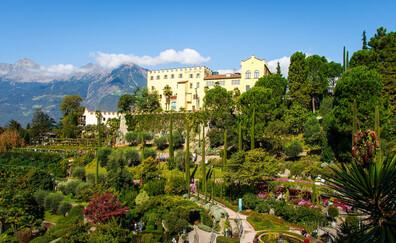 The Gardens of Trauttmansdorff Castle, Merano