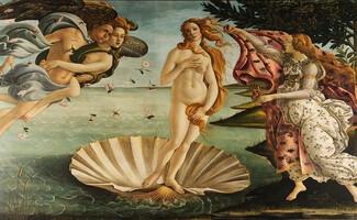 Plongée dans la galerie des Offices, Florence
