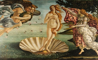 Diving into the Uffizi Gallery, Florence