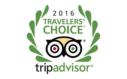 4 Relais & Châteaux-Häuser in Europa in Spitzenpositionen bei den TripAdvisor Tranvellers' Choice Awards 2016!