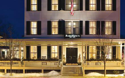 Hotel Fauchère