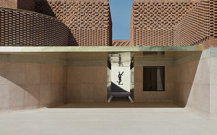 Destination Marrakesh:|opening of the new YSL museum