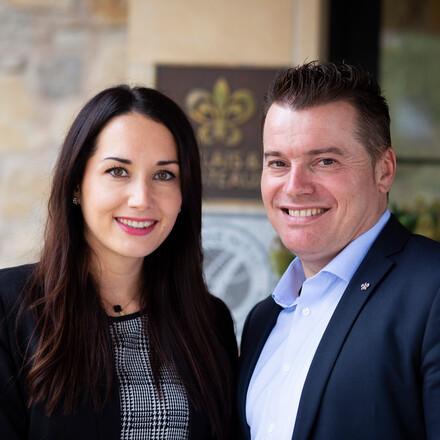 Mathilde Valente & Alexandre Keff