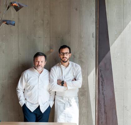 Michel et César Troisgros