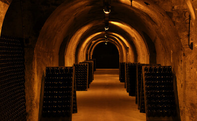 Visit the Taittinger Estate (Reims)