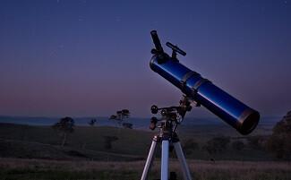 Astrónomo en ciernes