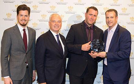 Blancpain Heritage Trophy : Famille Pazeller, Schlosshotel Chastè, Suisse