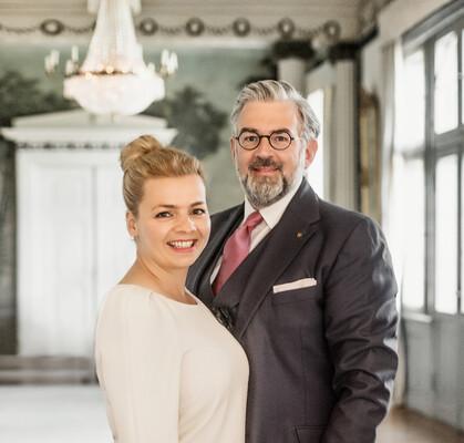 Manuela et Armin Hoeck