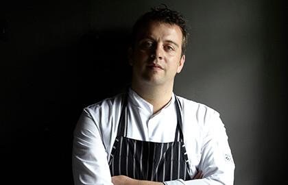 Alexandre Gauthier named Meilleur Cuisinier 2016 by Gault & Millau