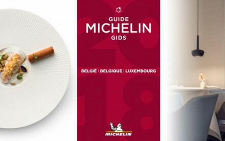Guide Michelin Belgium Luxembourg 2018 : a second star for Chef Ralf Berendsen and restaurant La Source - Domaine La Butte aux Bois