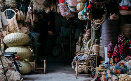 48 hours in Marrakech|through the eyes of Céline Marks