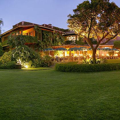 Las Mañanitas Hotel Garden Restaurant & Spa