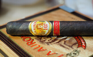 La Aurora, the island's oldest cigar factory