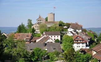 Le patrimoine médiéval de Regensberg