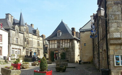 Flânerie à Rochefort-en-Terre, un des plus Beaux Villages de France