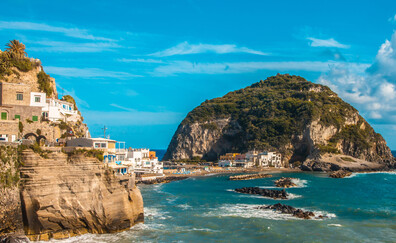 Ischia, island of seaside pleasures