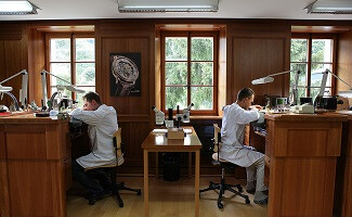 Discover Blancpain's Manufacture