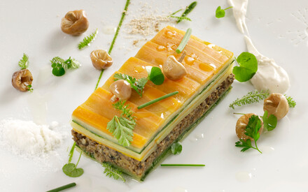 Our 3 Michelin star chefs: Relais & Châteaux presents 28 treasures of international gastronomy
