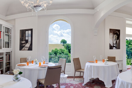 Restaurant Arnolfo - Restaurant Colle di Val d'Elsa - Restaurant Tuscany - Restaurant Relais & Châteaux