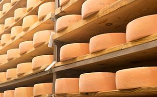 Les fromages des Cantons-de-l'Est