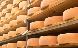 I formaggi dei Cantoni dell'Est