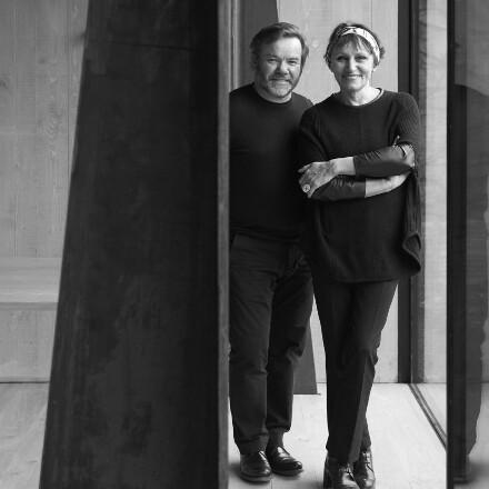 Marie-Pierre e Michel Troisgros