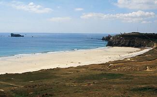 La Touesse beach