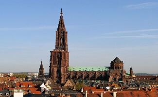 L'horloge astronomique et le ballet des automates, Strasbourg