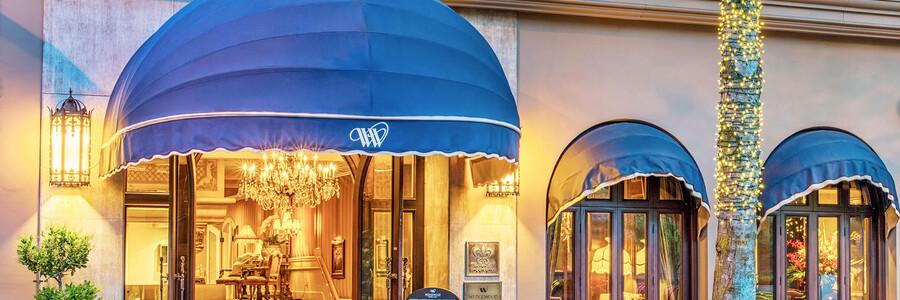 Relais&Châteaux Tripadvisor Traveler's choice awards 2020 North America
