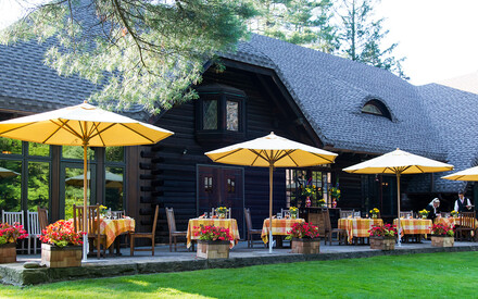 The Lodge at Glendorn