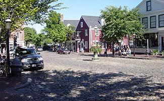 The Brotherhood of Thieves, Nantucket, Massachusetts