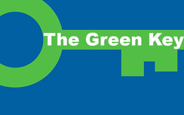 The Tobira Onsen Myojinkan in Matsumoto City gains the Green Key Ecolabel certification