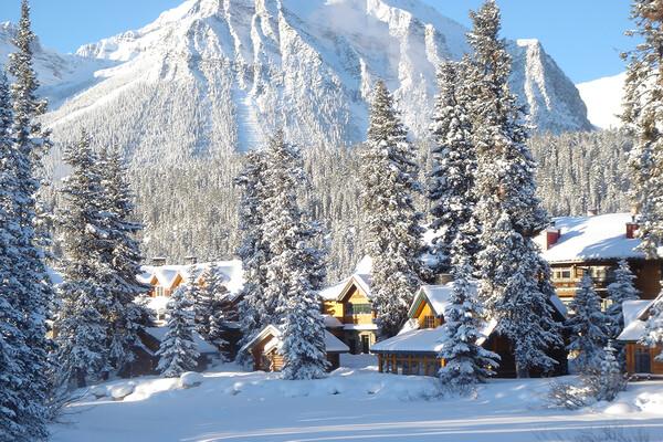 Relais & Châteaux - Ski - Canada