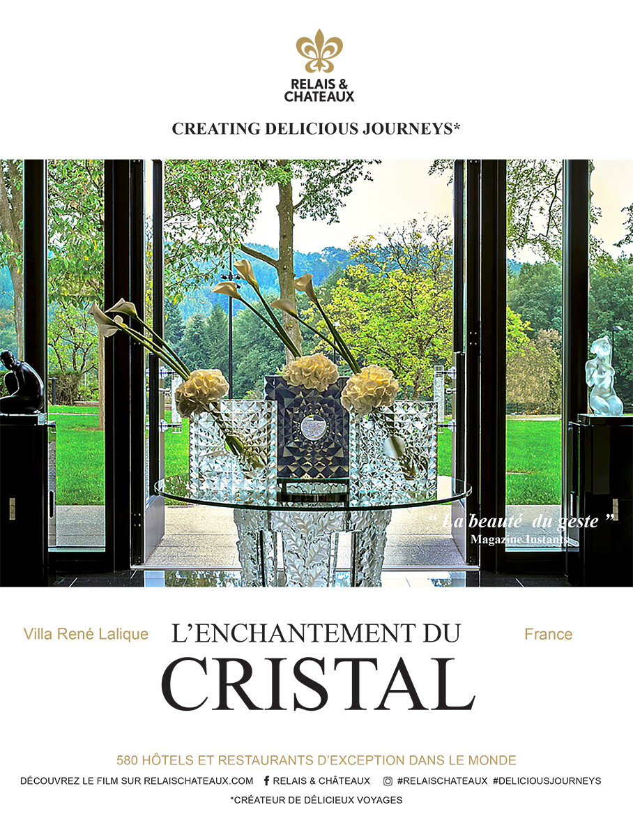 L'enchantement du cristal