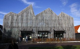 Museum of the Sea and Scavengers, Texel