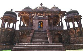 Fuerte de Ranthambhore