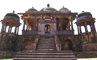 Le fort de Ranthambhore
